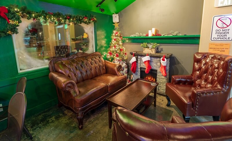 Fat Irish Seating Area